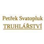 Petřek Svatopluk - TRUHLÁŘSTVÍ – logo společnosti