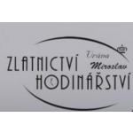 VRÁNA Miroslav - ZLATNICTVÍ-HODINÁŘSTVÍ – logo společnosti