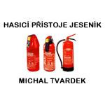 Tvardek Michal-HASICÍ PŘÍSTROJE – logo společnosti