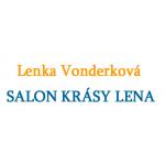 Lenka Vonderková- SALON KRÁSY LENA – logo společnosti