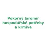 Pokorný Jaromír - hospodářské potřeby a krmiva – logo společnosti