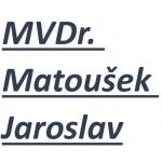 MVDr. Matoušek Jaroslav – logo společnosti