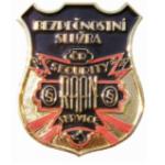 BEZPEČNOSTNÍ SLUŽBA RAAN – logo společnosti