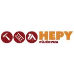Herák Miroslav - HEPY-VÝTAHY LEŠENÍ PŘÍVĚSY – logo společnosti