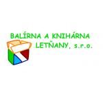 BALÍRNA A KNIHÁRNA LETŇANY, s.r.o. – logo společnosti