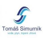 Simurník Tomáš - VODA,TOPENÍ, PLYN – logo společnosti