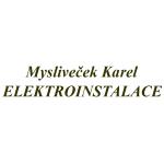Mysliveček Karel - ELEKTROINSTALACE – logo společnosti