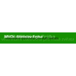 Frýba Břetislav, MVDr. (Most) – logo společnosti