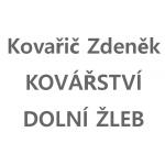 Kovařič Zdeněk - KOVÁŘSTVÍ DOLNÍ ŽLEB – logo společnosti