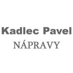 Kadlec Pavel - NÁPRAVY – logo společnosti