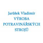 Jarůšek Vladimír - VÝROBA POTRAVINÁŘSKÝCH STROJŮ – logo společnosti