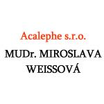 Acalephe s.r.o.-MUDr. MIROSLAVA WEISSOVÁ – logo společnosti