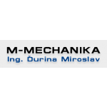 Ing. Miroslav Ďurina M – MECHANIKA (Praha) – logo společnosti