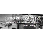 3PRO ŽELEZÁŘSTVÍ s.r.o. – logo společnosti