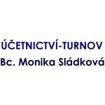 SLÁDKOVÁ MONIKA Bc.-ÚČETNICTVÍ-TURNOV – logo společnosti