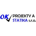 OK PROJEKTY A STATIKA s.r.o. – logo společnosti