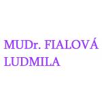MUDr. FIALOVÁ LUDMILA – logo společnosti
