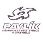 Pavlík František - dřevoobráběcí stroje – logo společnosti