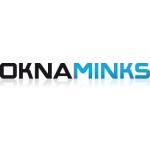 OKNA Ladislav Minks – logo společnosti