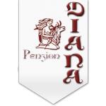 PENZION DIANA – logo společnosti