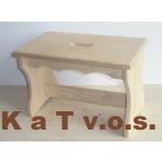 K a T v.o.s. – logo společnosti