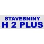 Stavebniny H 2 PLUS – logo společnosti
