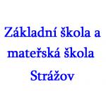 Základní škola a mateřská škola Strážov – logo společnosti