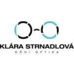 Strnadlová Klára - ALFA-OČNÍ OPTIKA – logo společnosti