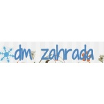 DM ZAHRADA – logo společnosti