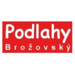 Antonín Brožovský - PODLAHY BROŽOVSKÝ – logo společnosti