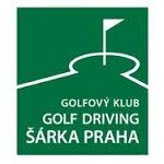 Golf Driving Šárka Praha, z.s. – logo společnosti