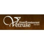 HOTEL A RESTAURACE VĚTRUŠE – logo společnosti