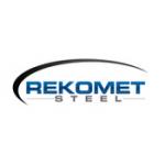 REKOMET STEEL s.r.o. – logo společnosti