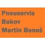Martin Beneš - pneuservis, cykloservis – logo společnosti
