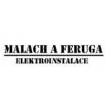 Elektroinstalace Malach & Feruga – logo společnosti