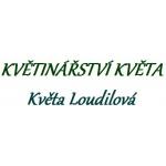 Loudilová Květa - KVĚTINÁŘSTVÍ KVĚTA – logo společnosti
