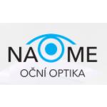 Momčil Filip- oční optika NAOME – logo společnosti