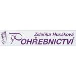 POHŘEBNICTVÍ Husáková - Andrea Horáková – logo společnosti