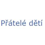 Přátelé dětí z.s. (pobočka Nová Pec) – logo společnosti