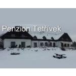 Penzion Tetřívek – logo společnosti