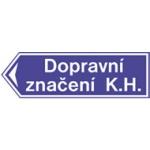 Dopravní značení K.H. s.r.o. – logo společnosti