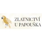 Hegr Pavel- zlatnictví U papouška – logo společnosti