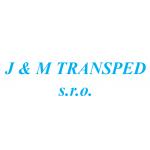 J & M TRANSPED s.r.o. – logo společnosti