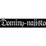 Dominy-najisto.cz – logo společnosti