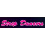 StripDancers Agency – logo společnosti