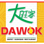 DAWOK - Bufet, Sushi bar, Restaurant – logo společnosti