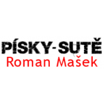 PÍSKY - SUTĚ Roman Mašek – logo společnosti