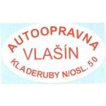 Lumír Vlašín - Autoopravna – logo společnosti