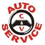 Cvetan Miroslav - C a V SERVICE – logo společnosti