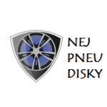 Mikš Petr - NEJ PNEU DISKY – logo společnosti